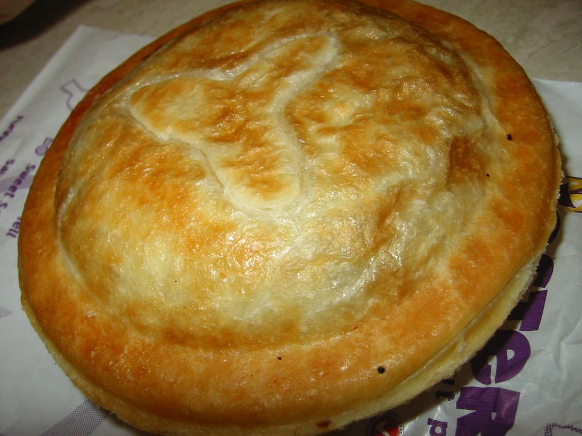 Footy Pie