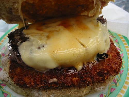 Irish Stovey Burger