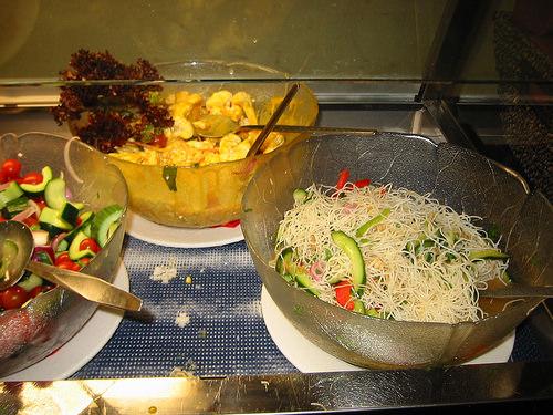 Salad bar #3