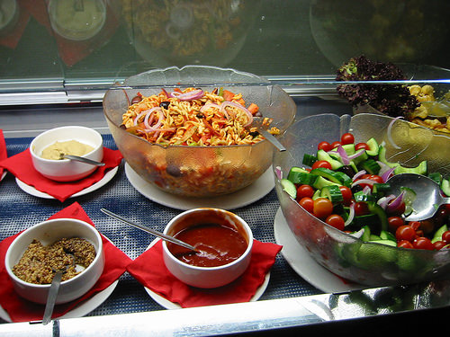 Salad bar #2