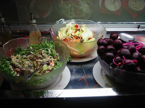 Salad bar #1
