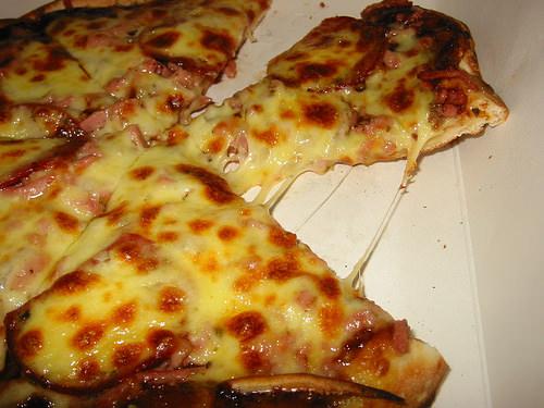 Oooozy cheese