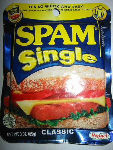 SPAM Single