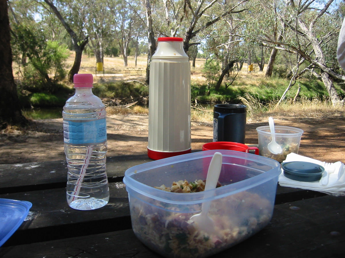 Picnic at Regan's Ford