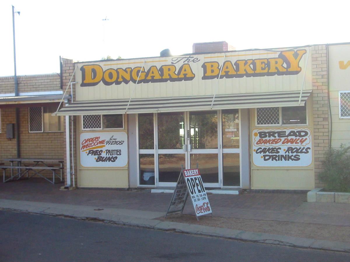 Dongara Bakery