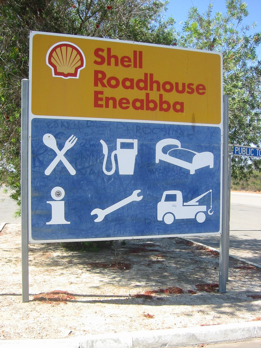 Shell Roadhouse Eneabba