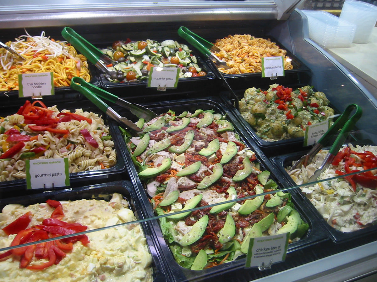 Express salads