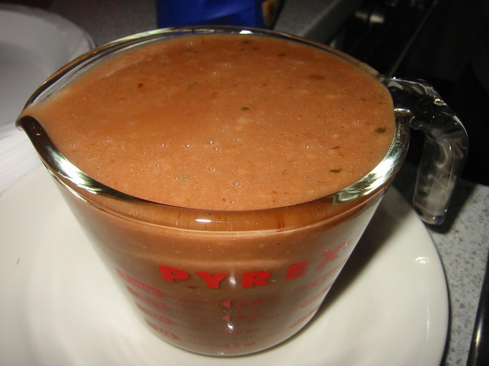 That's a jug full of gravy!