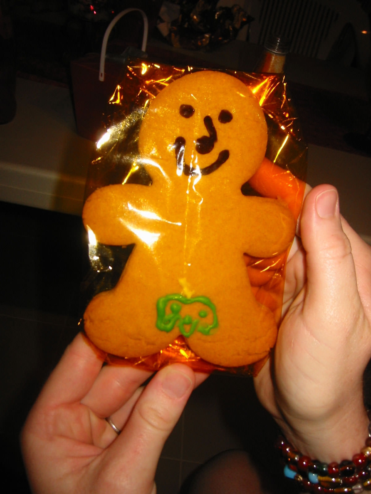 Adam Gingerbread Man