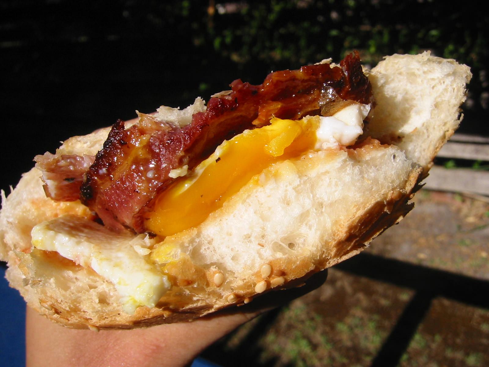 I love runny yolks!