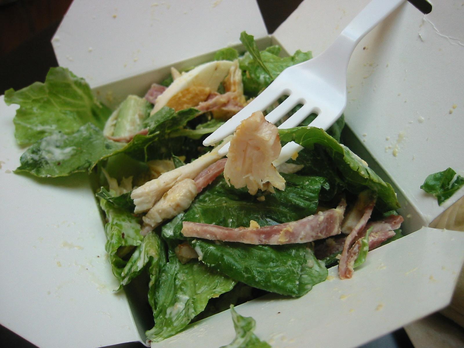 Sumo Salad Grilled Chicken Caesar