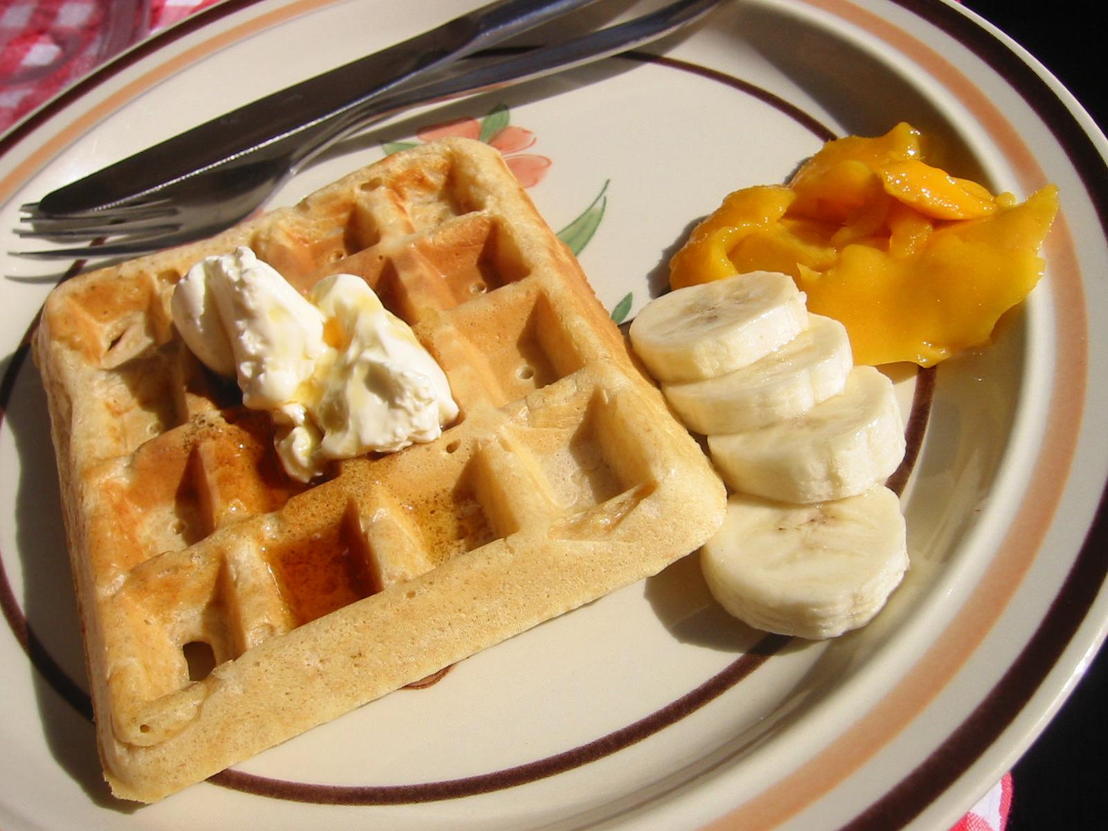 J-S's waffle