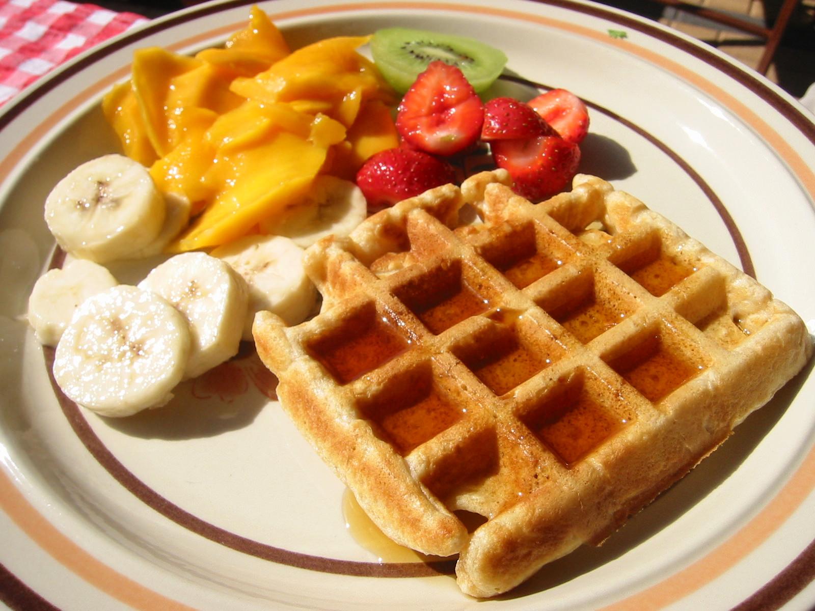 Jac's waffle