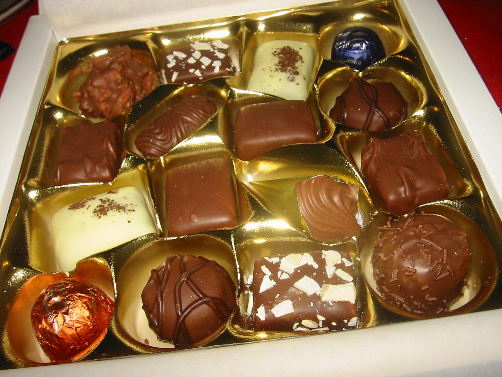 Darrell Lea chocolates