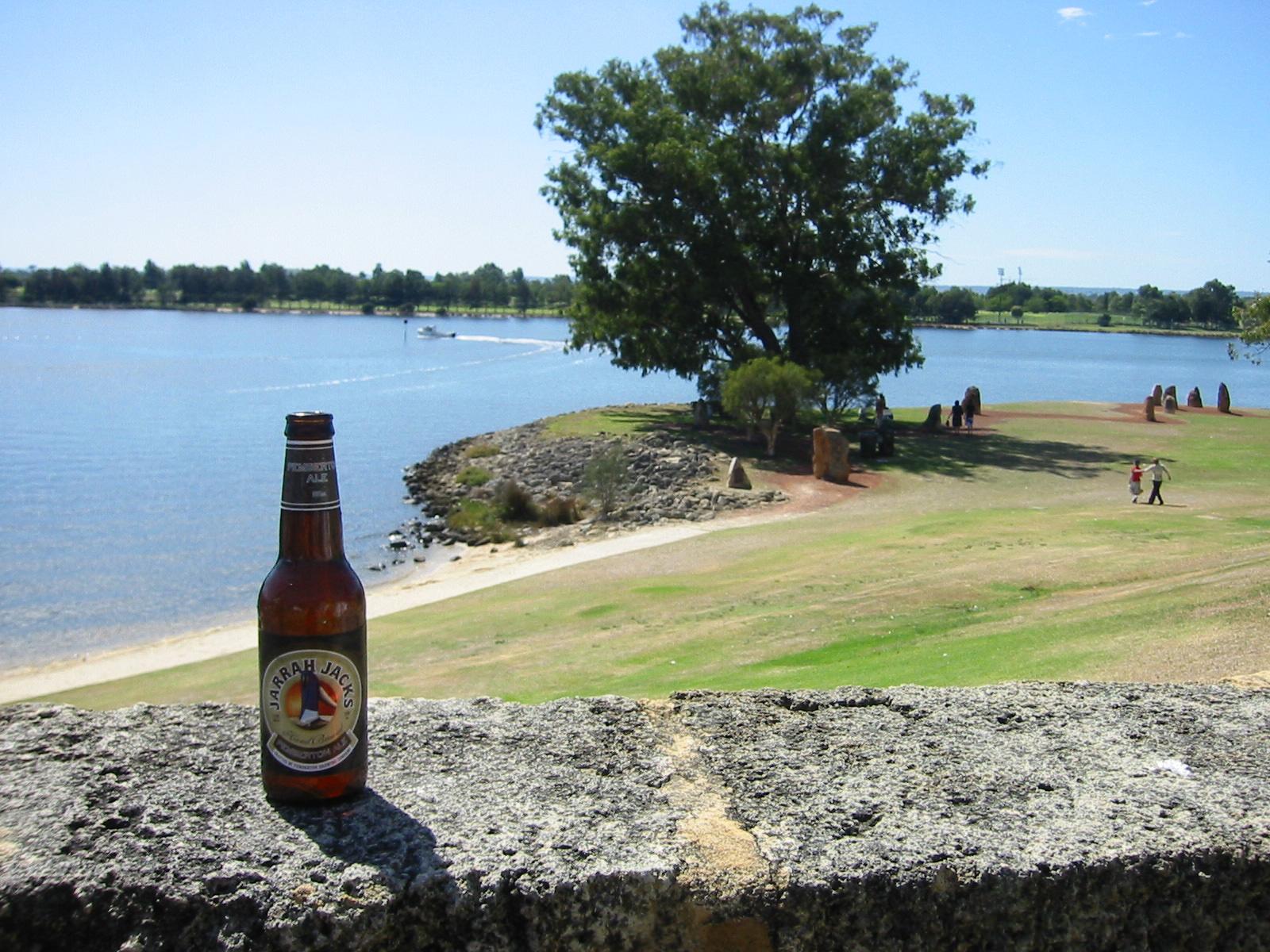 Jac's Jarrah Jack Beer