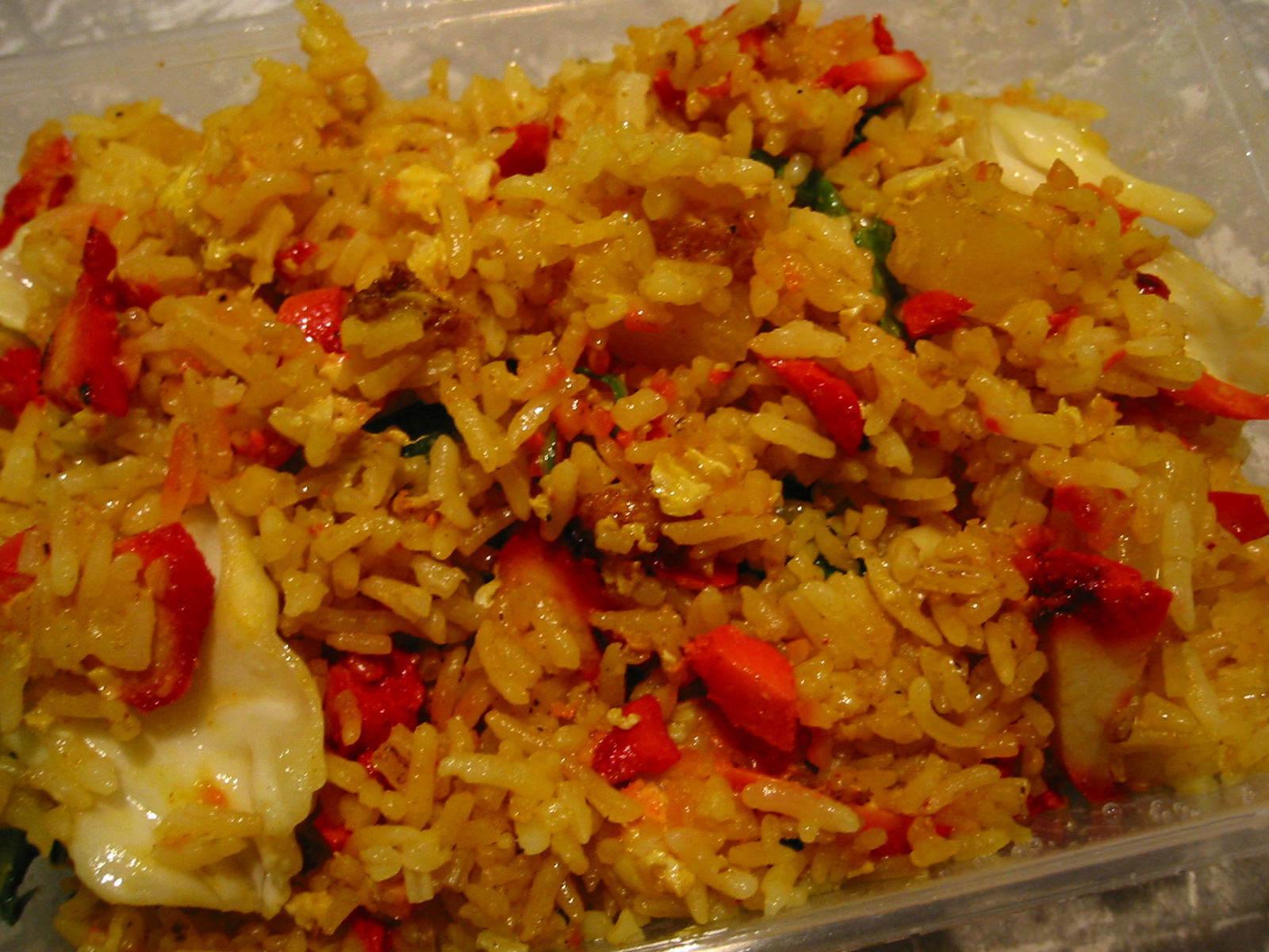Angkor fried rice