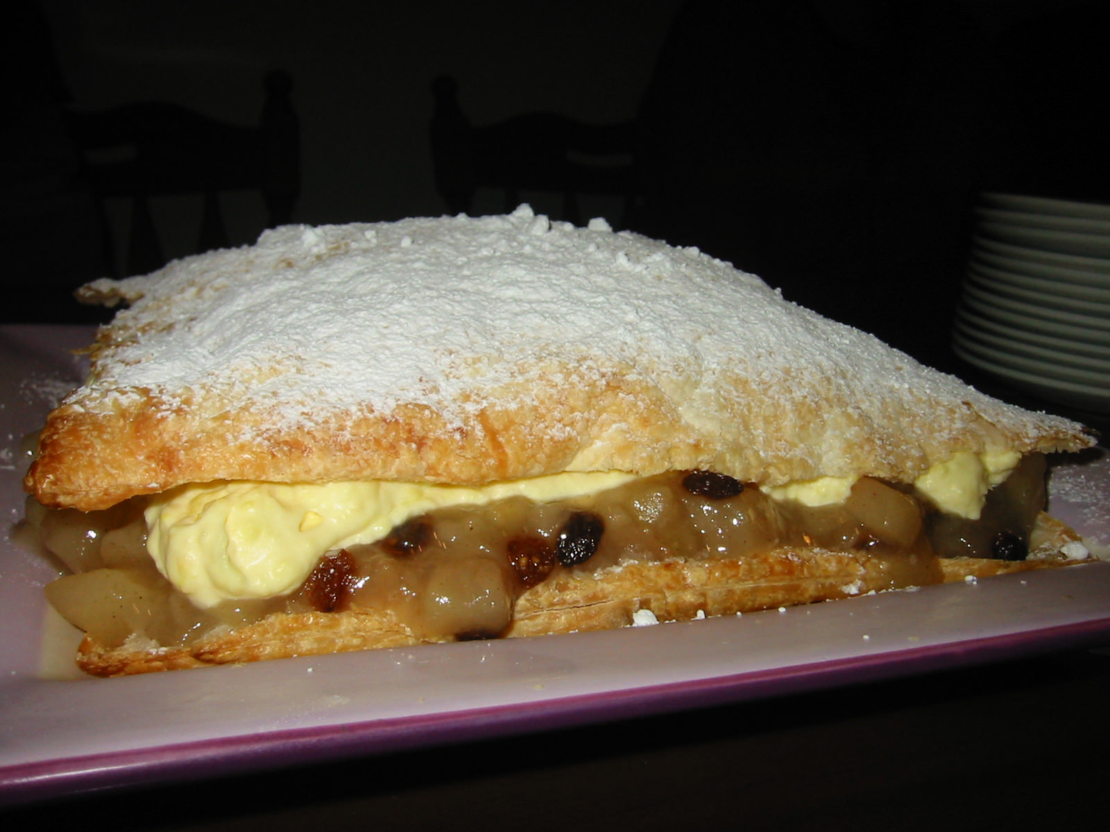Apple turnover thingy