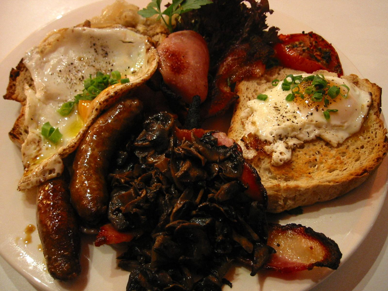 Etro Full Cooked Breakfast