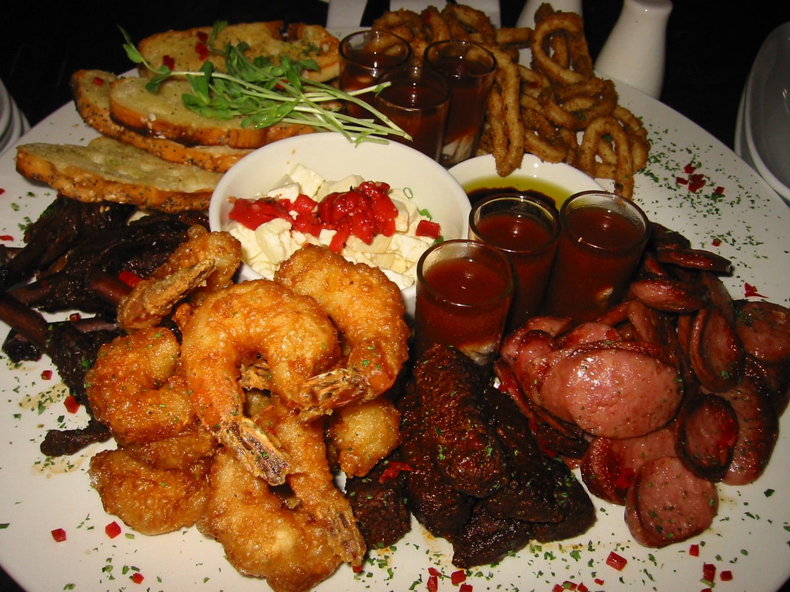 Taste Plate angle 2