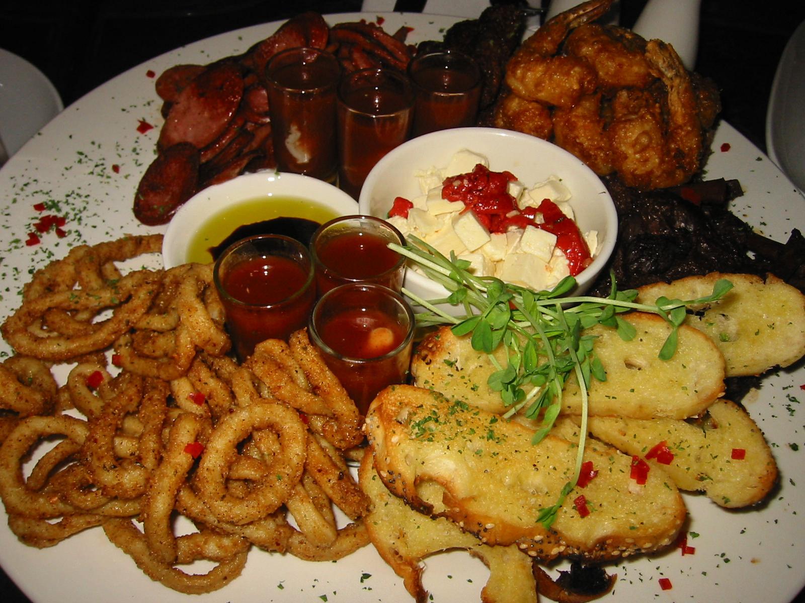 Taste Plate angle 1