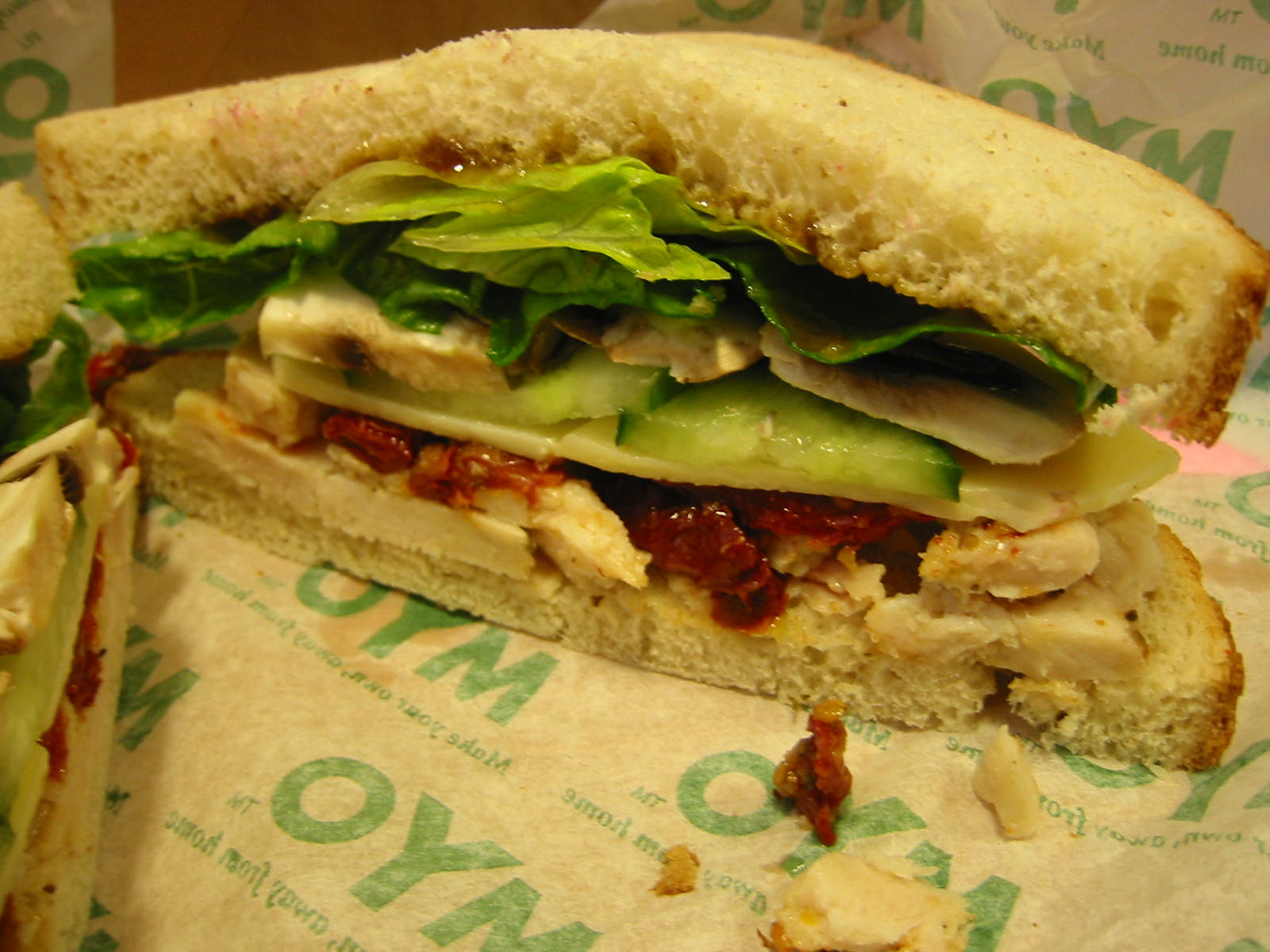 MYO sandwich