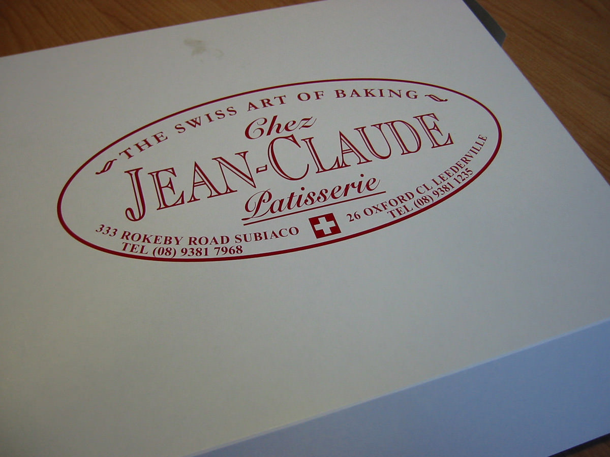 The JC Box of goodies