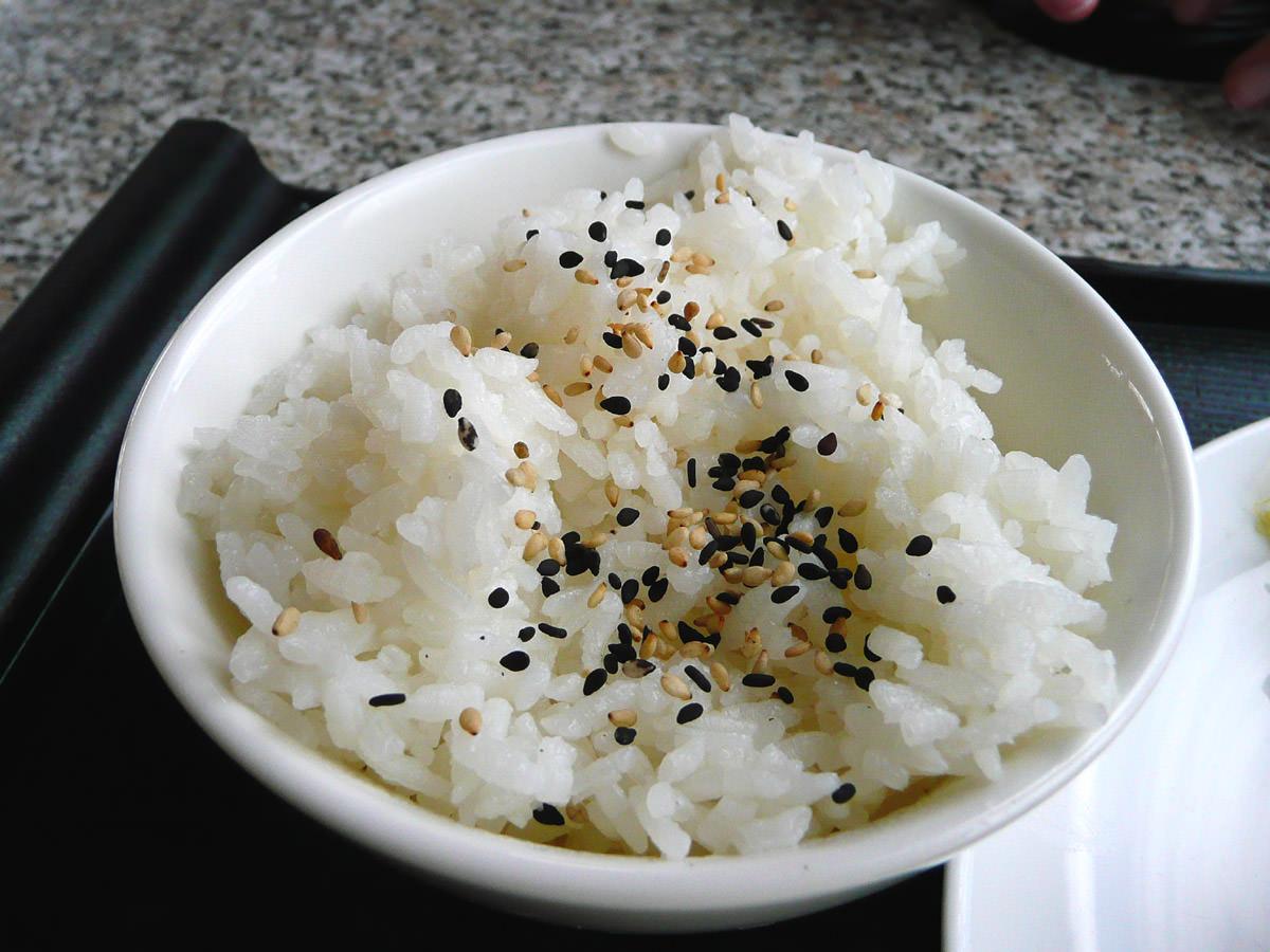 Perfect rice