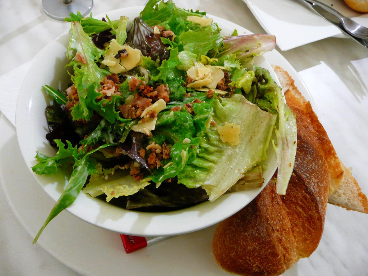 So-called caesar salad