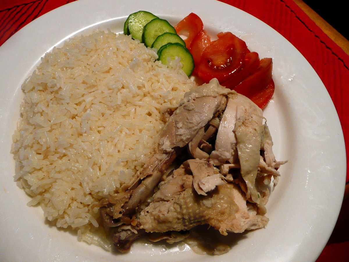 Chicken rice