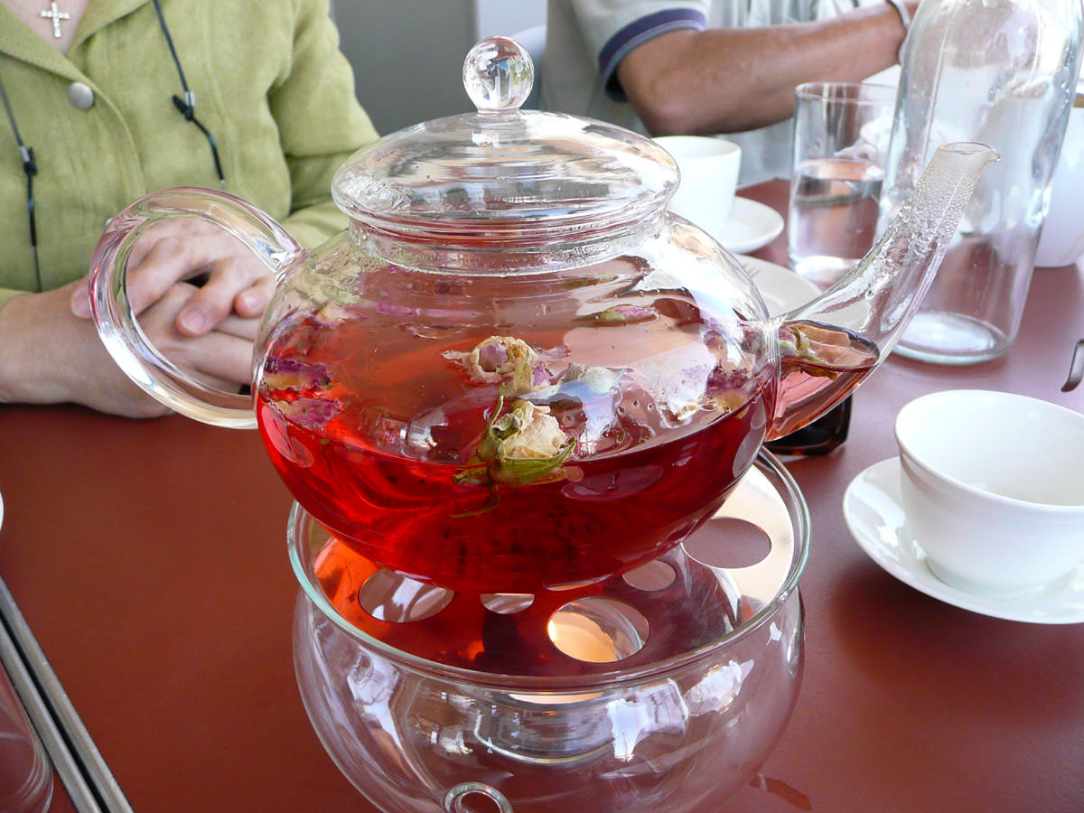 Parisian Rose Tea