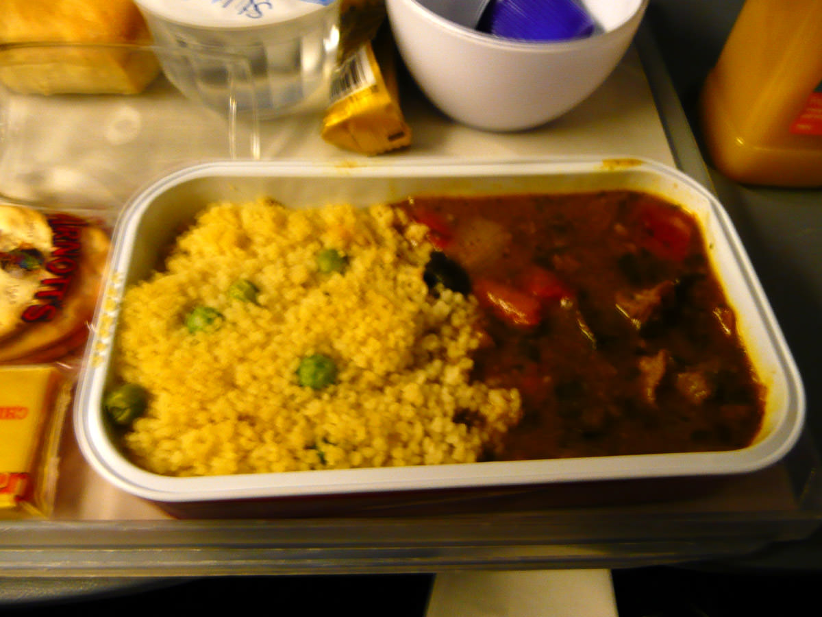 Braised lamb chermoula with cous cous