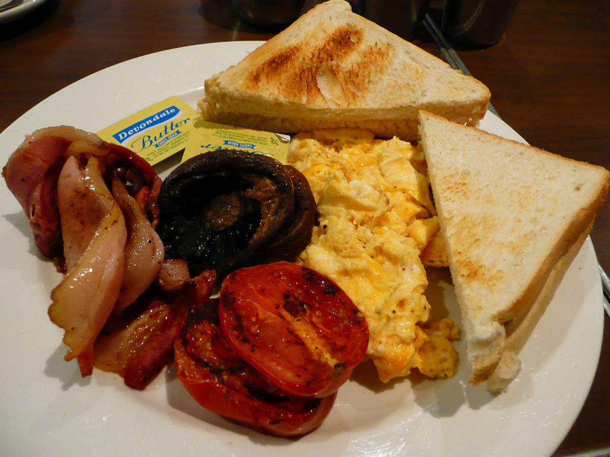 Fig Tree's Big Breakfast