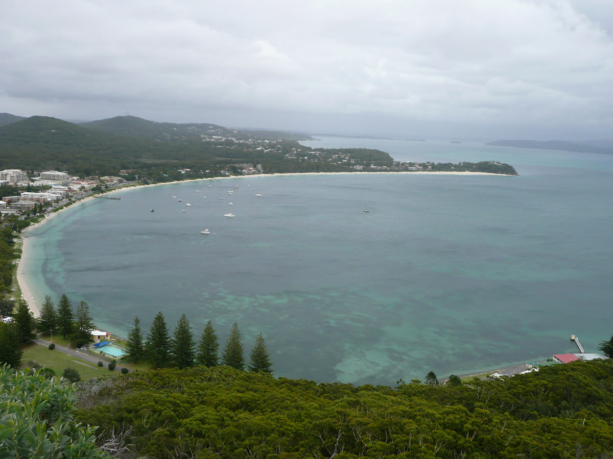 View from Tomaree Headland
