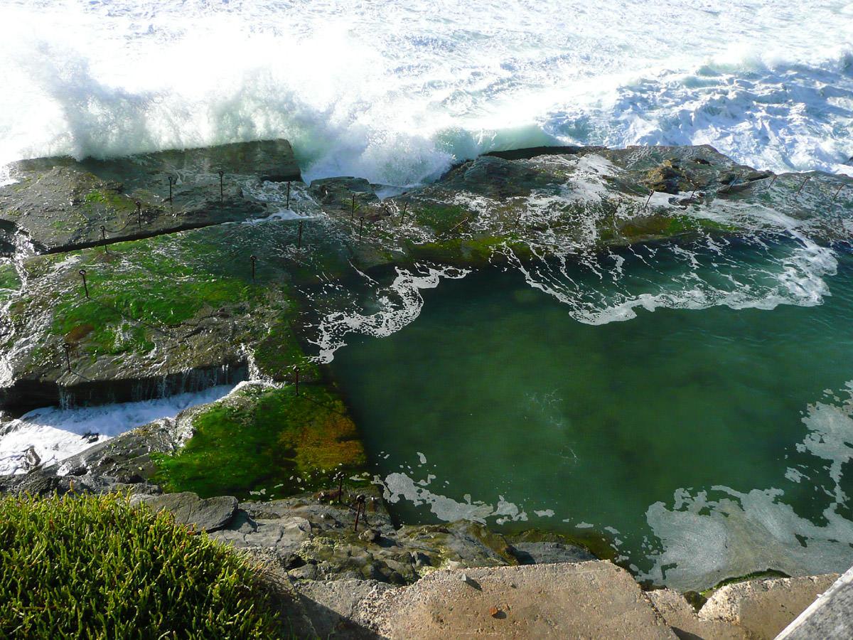 Bogey Hole wave