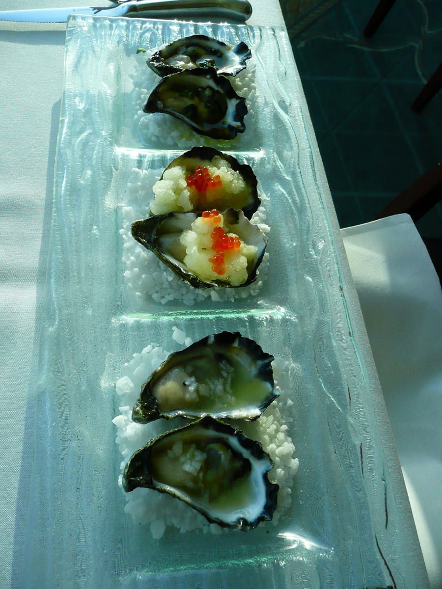 Port Stephens Oysters, 3 Ways