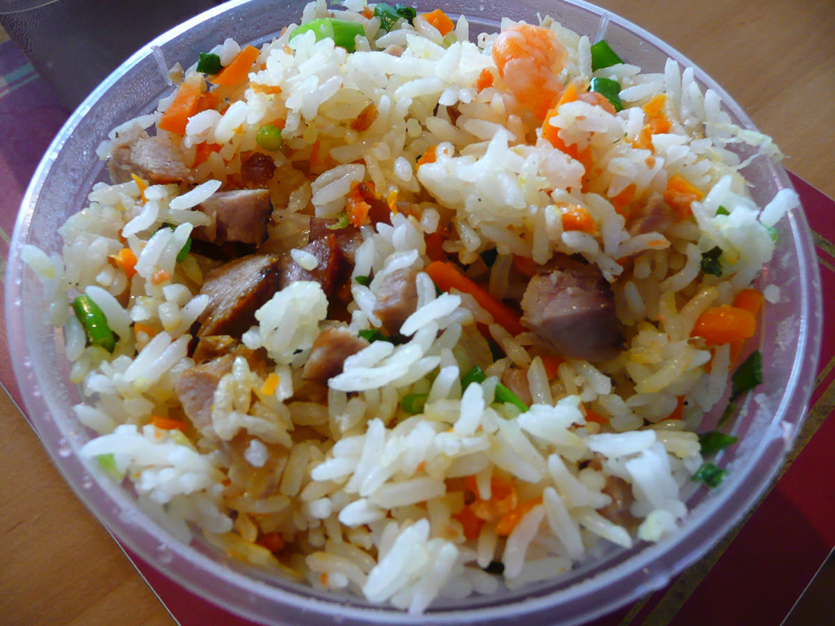 Special fried rice (large)