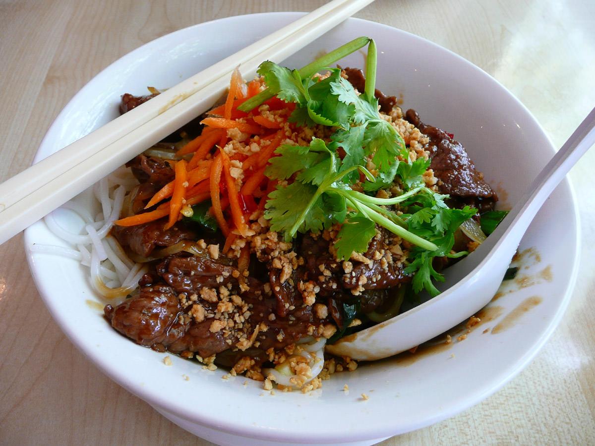 V. N. Beef Noodle