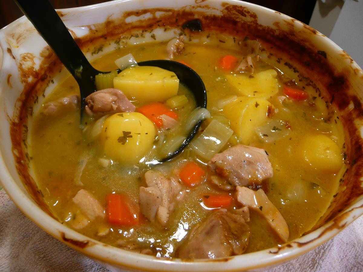 Chickem stew