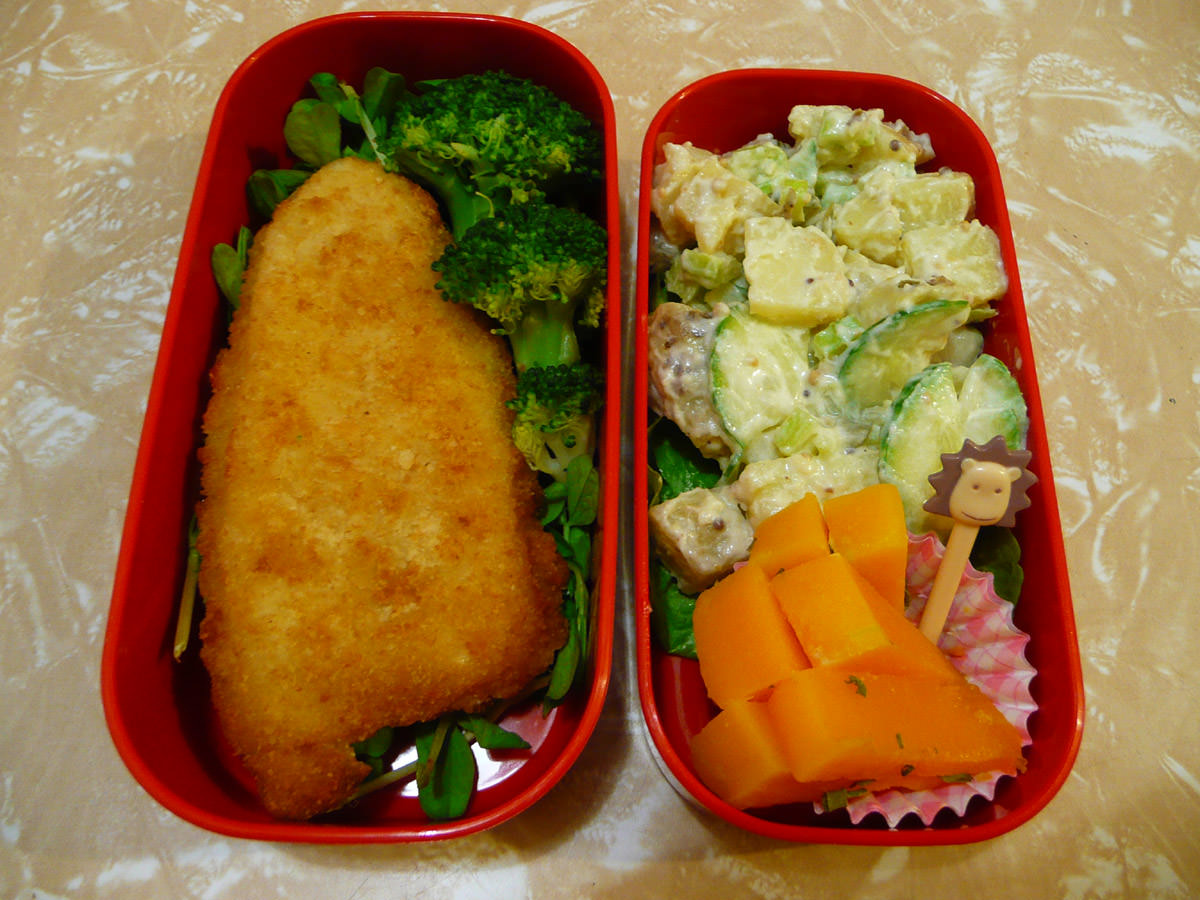 My bento lunch