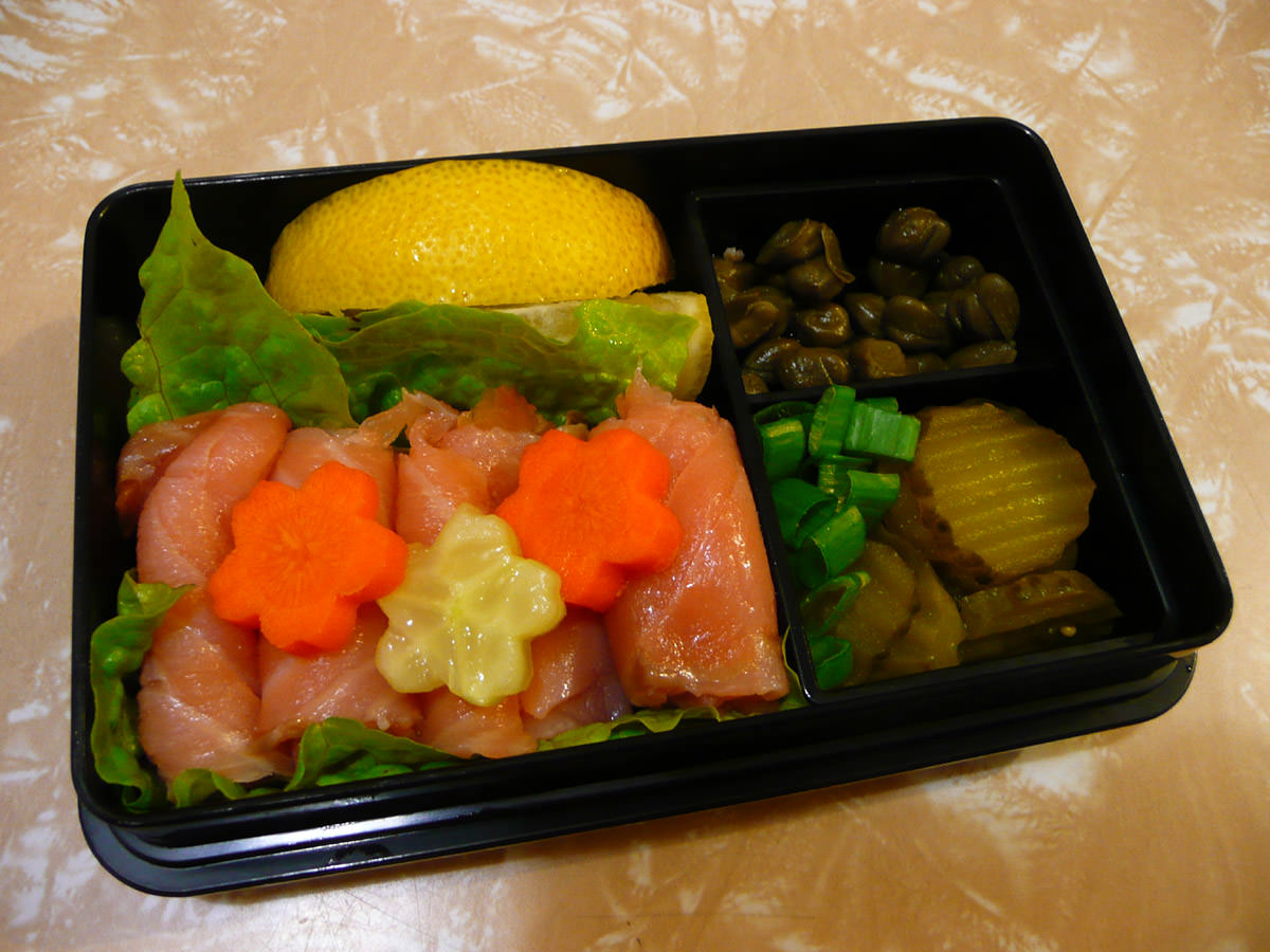 Jac's bento top tier