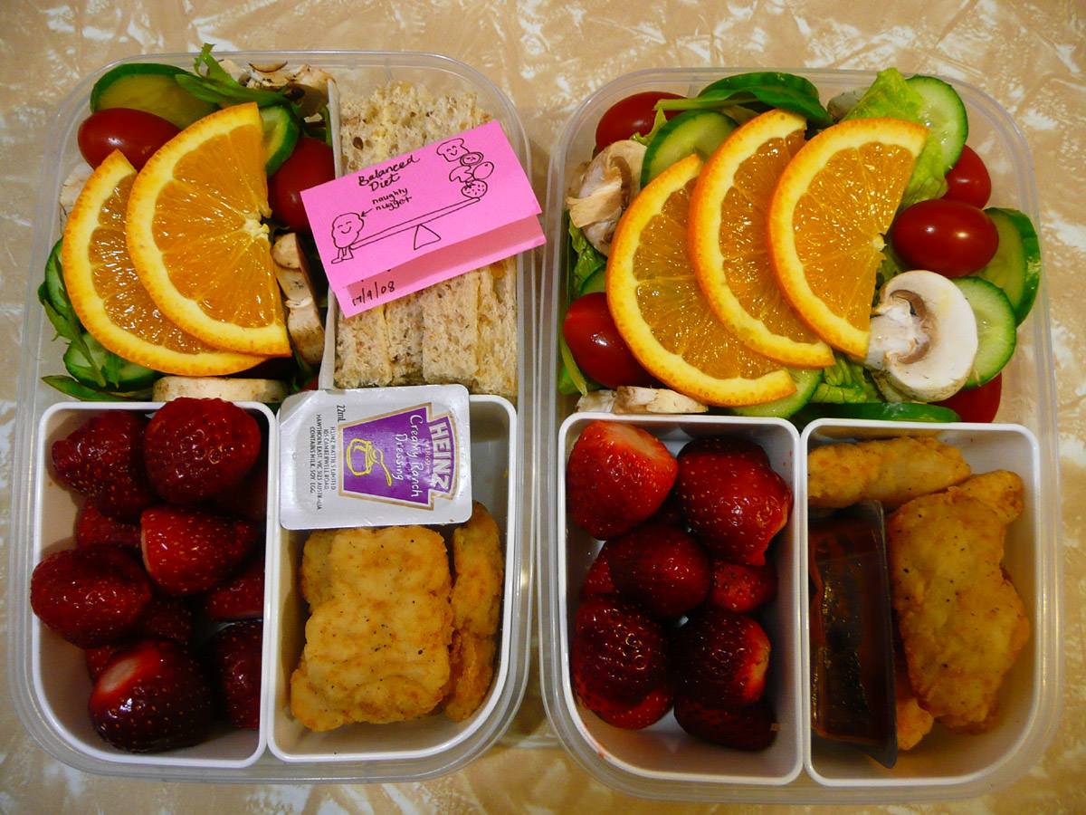 Our bento lunches