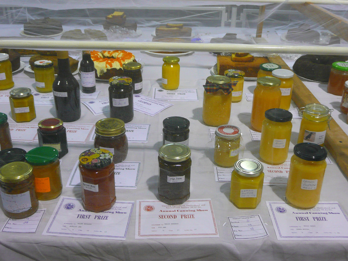 Jams and spreads