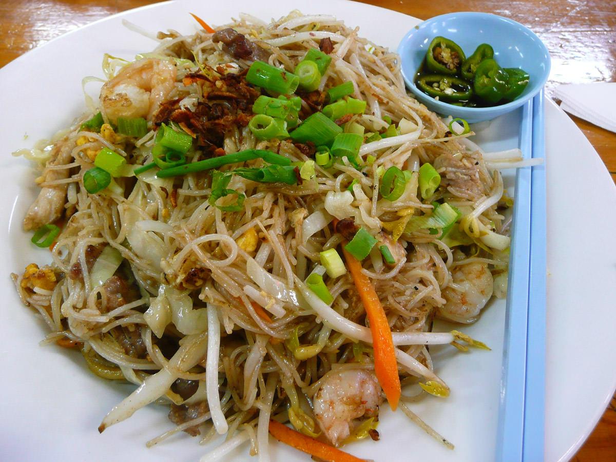 Penang fried bee hoon