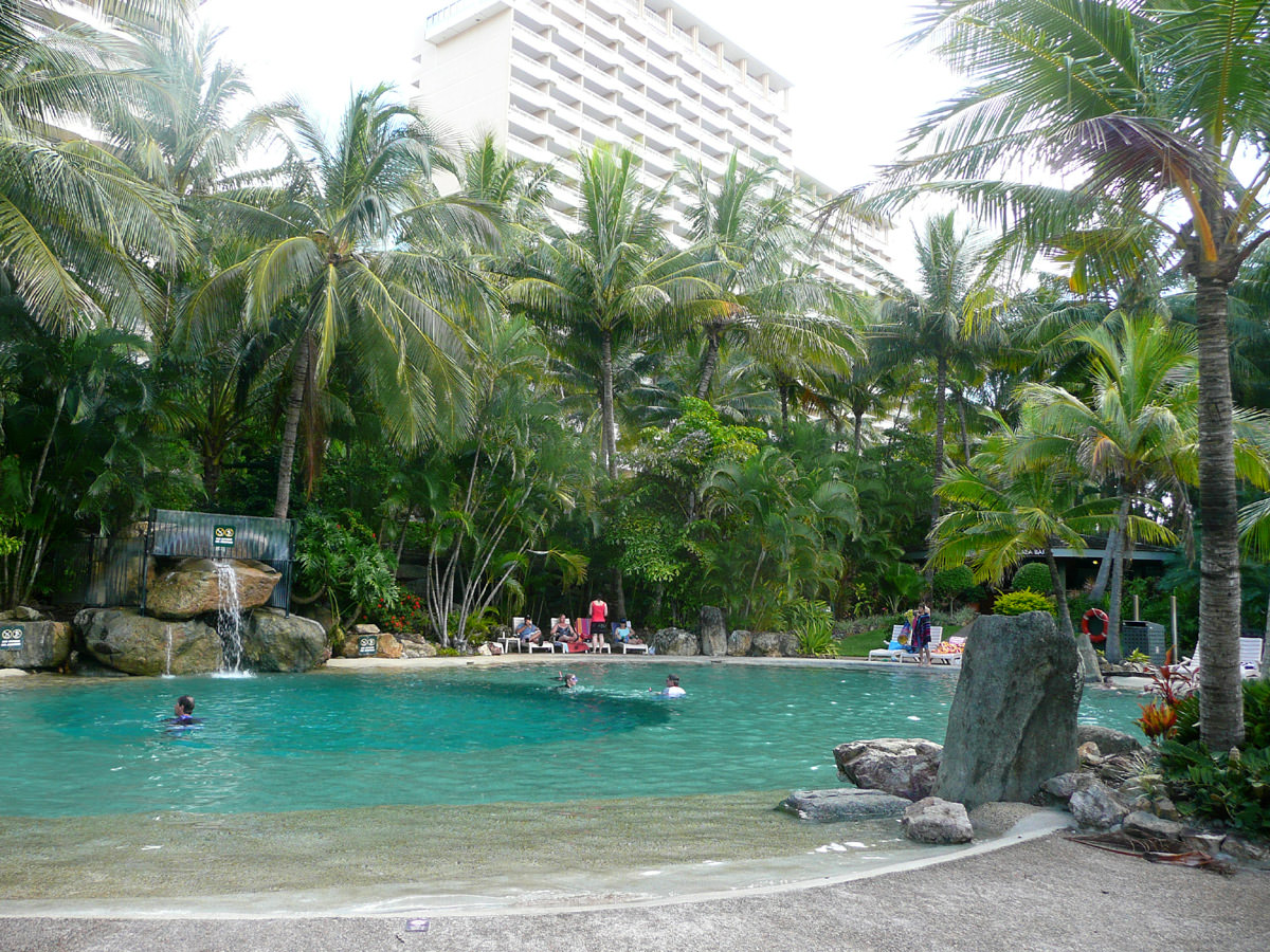 The Bougainvillea Pool