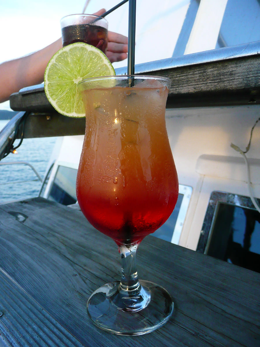 Cocktail - Denison Sunset