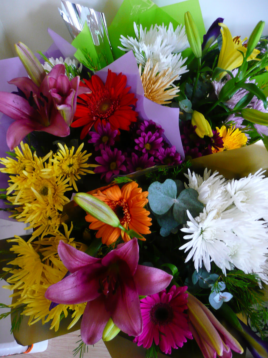 Mothers Day flowers for the mums