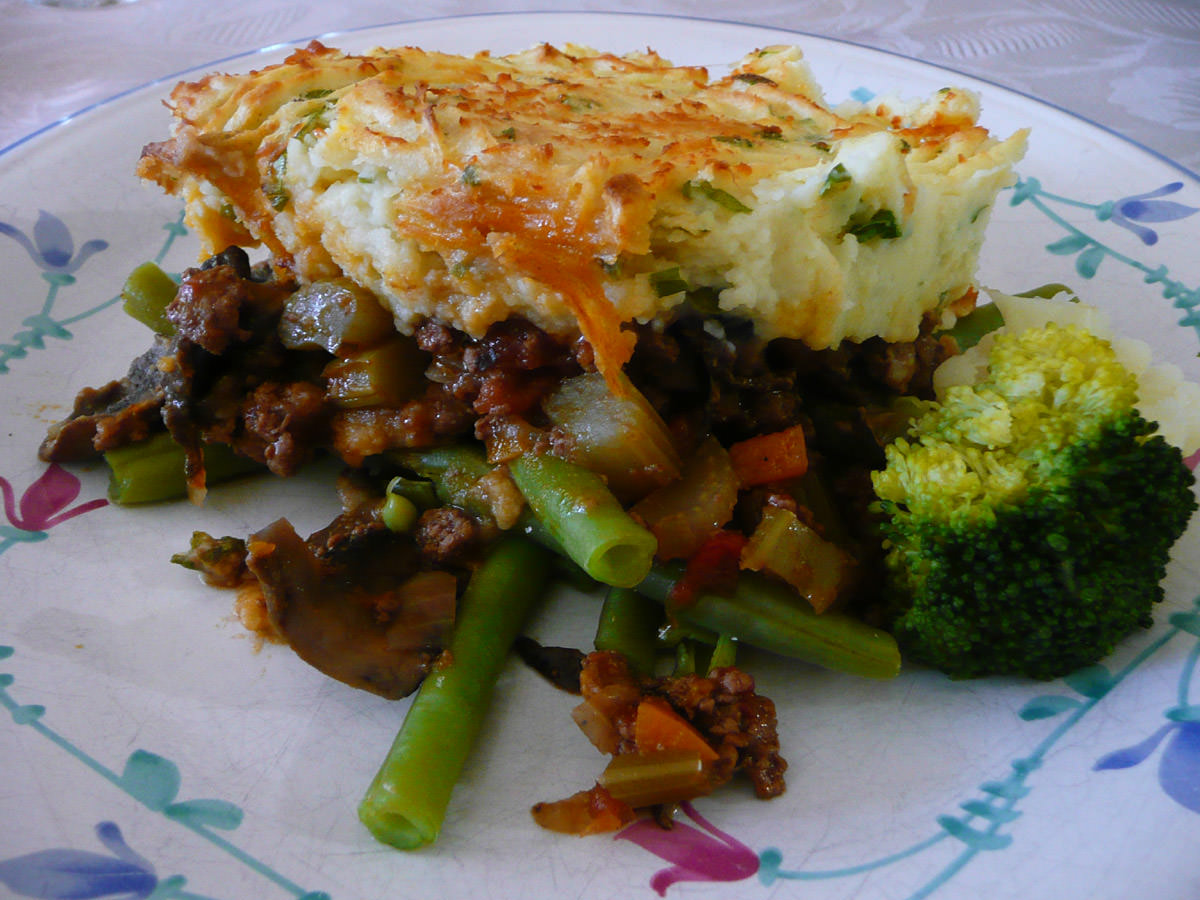 Shepherd's pie - piece
