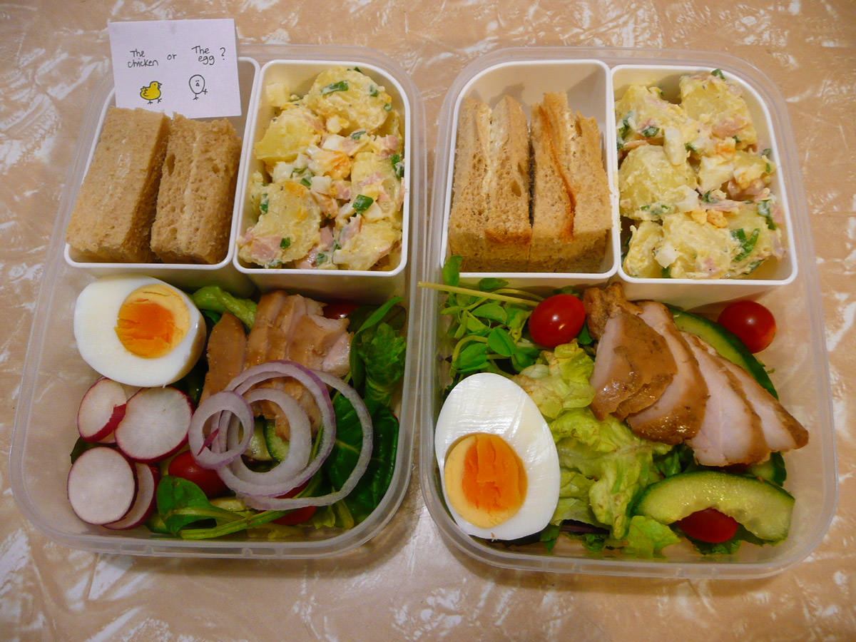 Dec 01, · Eggs= complete protein {the quinoa in this recipe is a complete protein as well!} Loads of vegetables= Good carbohydrates that are loaded with vitamins, minerals, fibre and antioxidants Healthy fats = various sources such as hummus, whole grain crackers, olive oil, lantoitramof.cfry: Lunch.