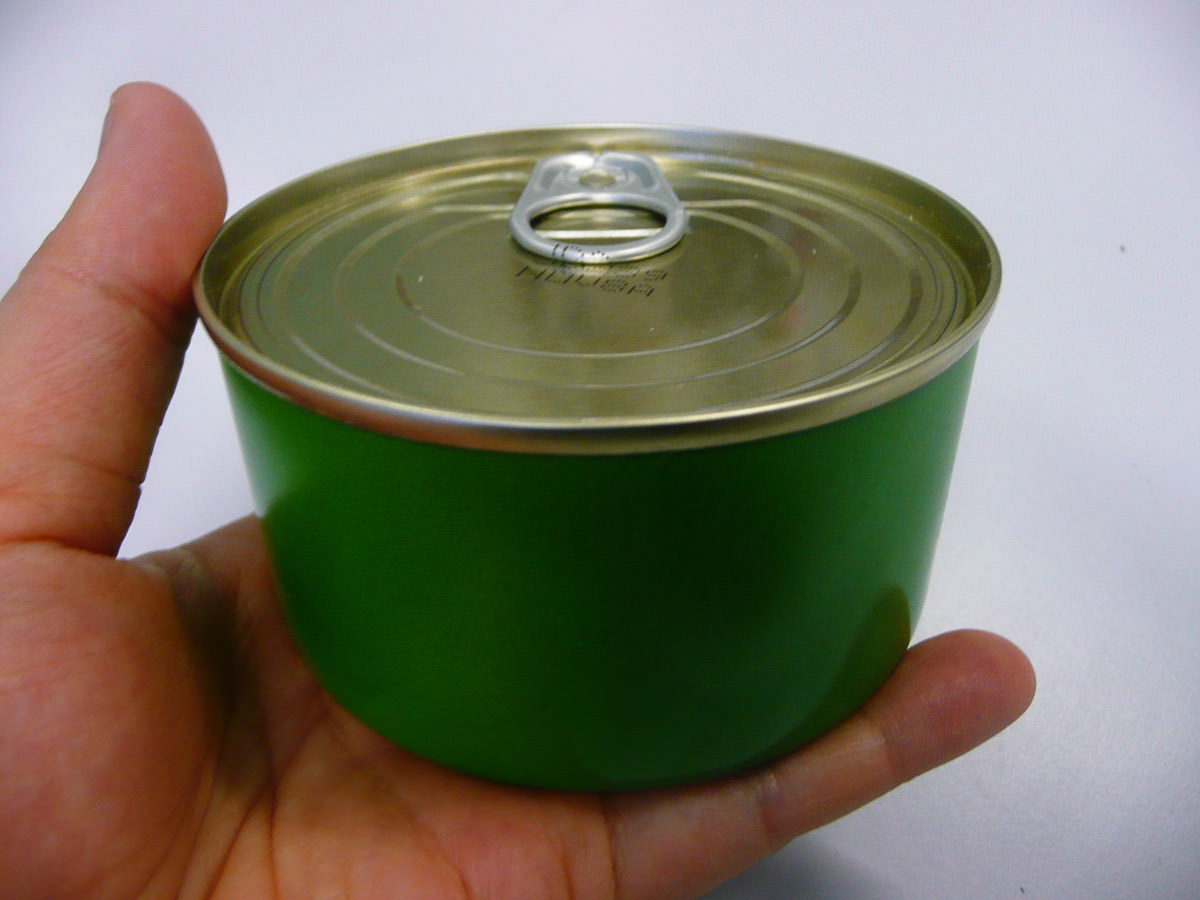 John West Tuna & Beans - the green can of mystery