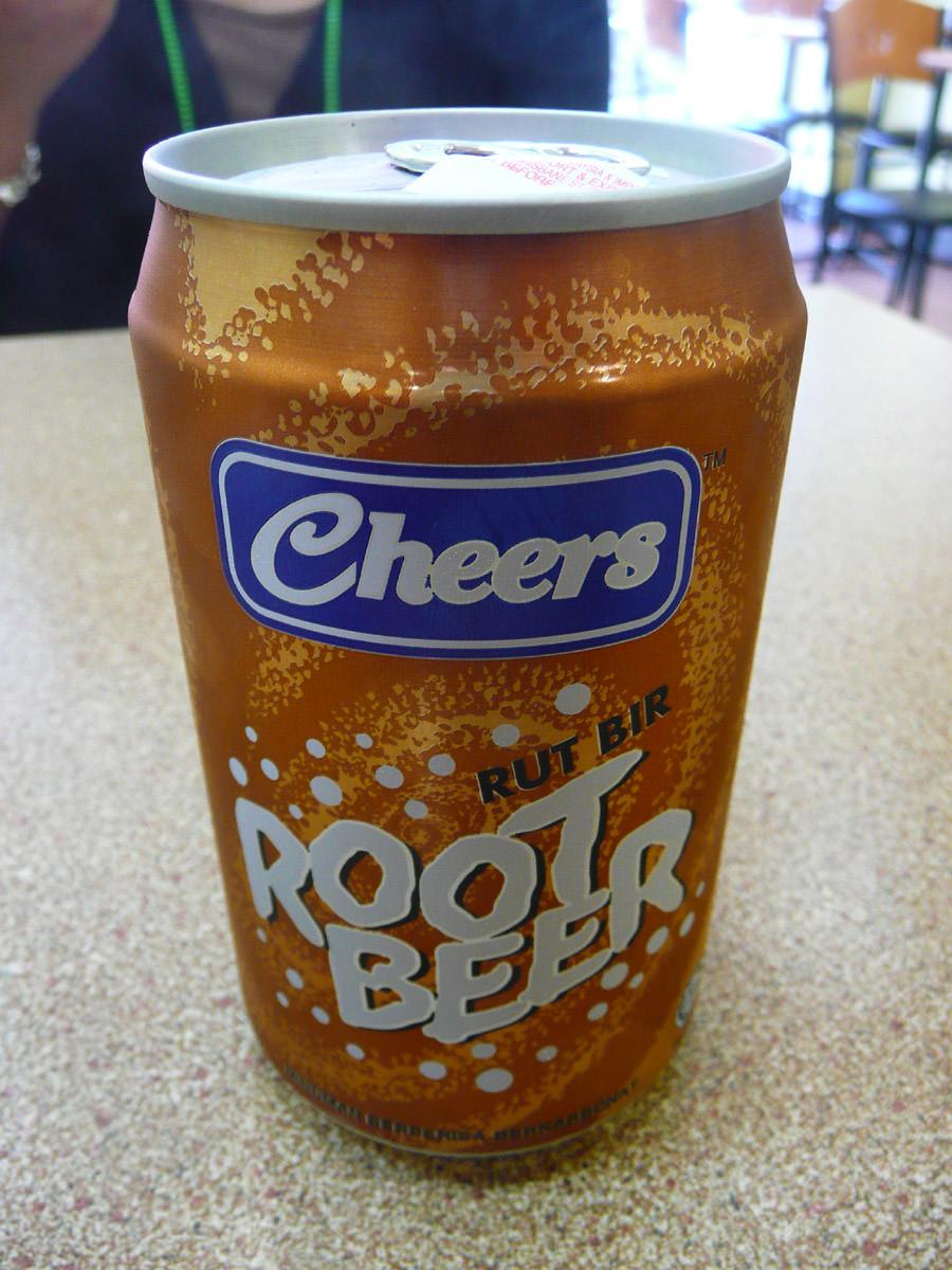 Cheers root beer
